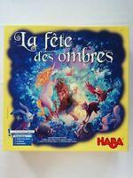 La fête des ombres magiques Haba jeu de société reconditionné grade AAA