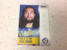Parramatta Eels 2017 Season NRL & Rugby League Trading Cards