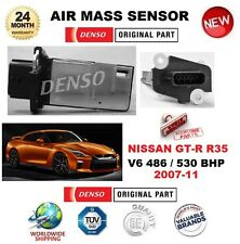 FOR NISSAN GT-R R35 V6 486/530 BHP 2007-11 AIR MASS SENSOR 5-PIN without HOUSING