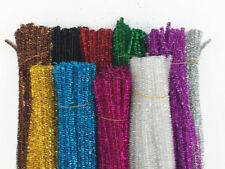 "100Pcs Chenille Craft Handicrafts Home Decor 30cm 12 ""- Many colors"