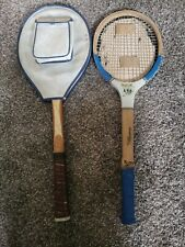 Vintage Broadmoor, Royal Match Play Tennis Racquets Wood