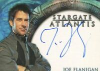 Stargate Atlantis Season One Joe Flanigan Autograph Card