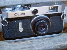 35mm f2.8 Super Compact Color Minotar (Minox Lens) M-39 LTM Mount