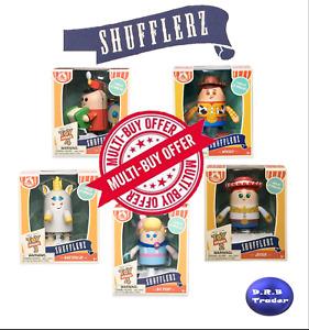 Toy Story Shufflerz Figura Disney Tienda Nuevo en Caja - Elija Su Propio