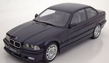 Otto Mobile 1992 BMW M3 E36 Purple 1:12 LE 300pcs*SUPER LARGE CAR New! Last One*