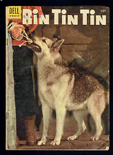 1955 Dell Rin Tin Tin #7 VG- Blackhawk #269 VF/NM