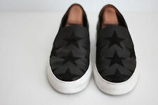 Givenchy Star-Appliquéd Street Skate III Slip On Skate Sneaker- Black 11US (W28)