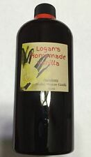 Homemade Mexican Vanilla Beans Extract 8 Oz.