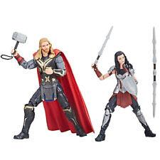(no Box) Hasbro Marvel Legends 10th Anniversary The Dark World Thor & Sif Set AU