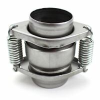 SPI Ball & Socket w/ Springs & Collars Kit For Exhaust Replacement Durable 2mm