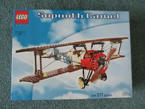 LEGO 3451 Sopwith Camel (BNIB)
