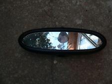 MINI R50 R53 INTERIOR REAR VIEW MIRROR BLACK