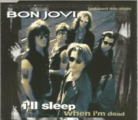 Bon Jovi - I'll Sleep When I'm Dead 1993 CD single