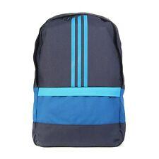 adidas Rucksack Blau viele Fächer Sportrucksack Tasche Fitness Backpack   NEU