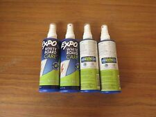 4 Sanford Expo White Board Care Dry Erase Whiteboard Care Cleaner Spray Nontoxic