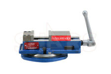 Shars 3 X 295 Lockdown Cnc Milling Machine Vise With Base Certificate New R