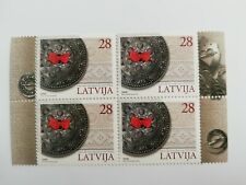 stamps/Latvia - Mail /2008 /MNH/ National Costumes/block