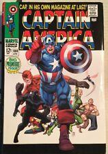 Captain America Omnibus Vol.1 (2011, Hardcover) First Printing
