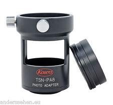 Kowa Kameraadapter Digiscoping-Adapter TSN-PA8 für D-SLR-Kameras