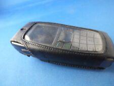 Custodia Cellulare NOKIA 6220 CLASSIC IN ECOPELLE nero CUSTODIA CASE TOP