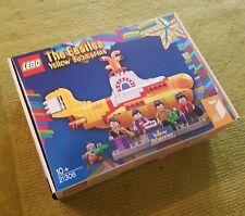 Lego 21306 Ideas The Beatles Yellow Submarine NEU & OVP