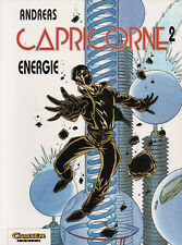 CAPRICORNE - Band 2: ENERGIE - von Andreas - Carlsen Comics - Rarität - neu