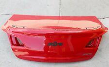 2014 2015 2016 2017 Chevrolet SS Sedan Rear Deck Lid Trunk Lid Cover RED