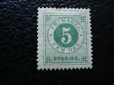 SUEDE - timbre yvert et tellier n° 18A n* (dent13) (A27) stamp sweden