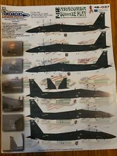 Twobobs Decals 48-037 F-15E Anaconda Squeeze Play