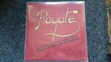 Rayate VINILE LP (chimo Bayo/Angel Patino) electrobeat