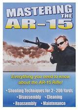Mastering the AR-15 (DVD) / battle rifles / military rifles