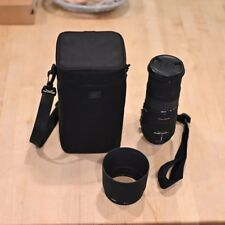 SIGMA 150-500 f/5.0-6.3 AF APO DG OS HSM Zoom Lens for Nikon - Under 100 Shots!
