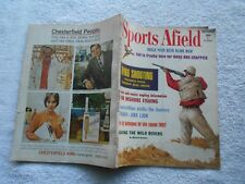 SPORTS AFIELD  Magazine-SEPTEMBER,1965-WING SHOOTING-PHEASANTS-DUCKS-WOODCOCKS