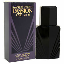 Passion by Elizabeth Taylor 4 oz Cologne Spray for Men New In Box