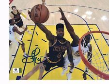 Iman Shumpert Cleveland Cavaliers Signed Autographed 8X10 Photo with COA