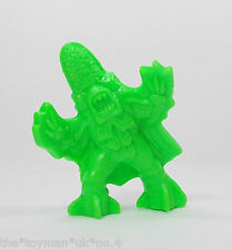 Monster In My Pocket - Series 2 - 58 Bishop Fish - Neon Green