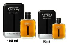 STR8 ORIGINAL MEN After Shave Lotion with Box Woody Scent 100 ml or 50 ml