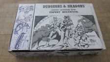 Dungeons & Dragons Expert dice figure storage wood box free shipping & game timr