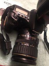 Canon EOS 30D 8.2MP Digital SLR Camera Bag, Lens, Speedlite, Free Shipping
