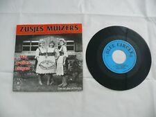 """Zusjes Muizers - Wir wollen singen - Das ist das schönste - 7"""" Single 8019"""
