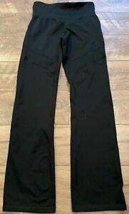 C9 by CHAMPION Stretch Black Gym Yoga Athletic High Waist Pants womens Medium MD