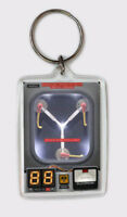 LLAVERO CONDENSADOR DE FLUZO BACK TO THE FUTURE FLUX CAPACITOR KEYRING