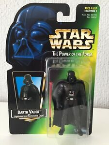 DARTH VADER - STAR WARS - THE POWER OF THE FORCE - 1997 - ¡NUEVA!