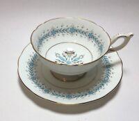 Coalport Geneva Tea Cup & Saucer Set s
