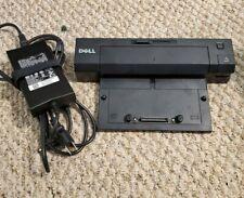Dell Pr02X Docking Station E-Port Port Replicator for Laptops and Notebooks