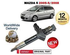 PARA MAZDA 5 2.0 DT 2005-5/2008 NUEVO INYECTORES COMMON RAIL DE DIESEL