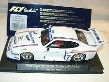 dzcz) FLY A141 FORD CAPRI RS TURBO PENSTOSIN  Ommen ZOLDER 1979 -slot 1:32 scale