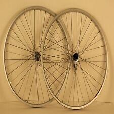 Bike Wheels 26 x 1.5 Alloy QR Cassette Zac19 Double-Wall Rim Front Rear Set MTB