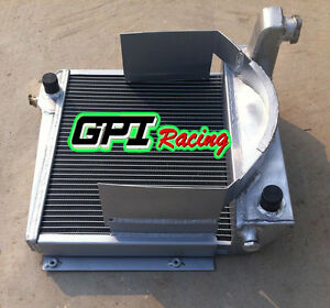 Aluminum  Radiator FOR AUSTIN HEALEY SPRITE BUGEYE FROGEYE/MG MIDGET 948/1098