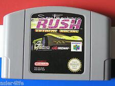 SAN FRANCISCO RUSH EXTREME RACING - NINTENDO 64 - N64